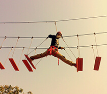 High & Low Rope Courses